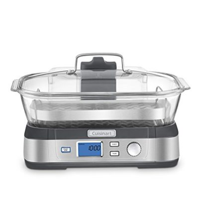 Cuisinart STM-1000 CookFresh Digital Glass Steamer...