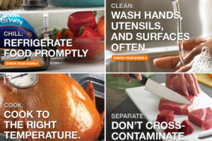 Food Storage Tips for Preventing a Food-Borne Illness
