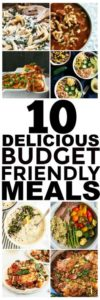 How to Eat Well Even on a Limited Food Budget