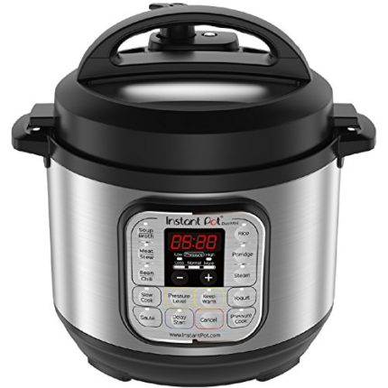 Instant Pot Duo Mini 3 Qt 7-in-1 Multi- Use Progra...