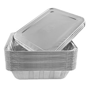 Jetfoil Aluminum Foil Steam Table Pans With Lids | Perfect f…