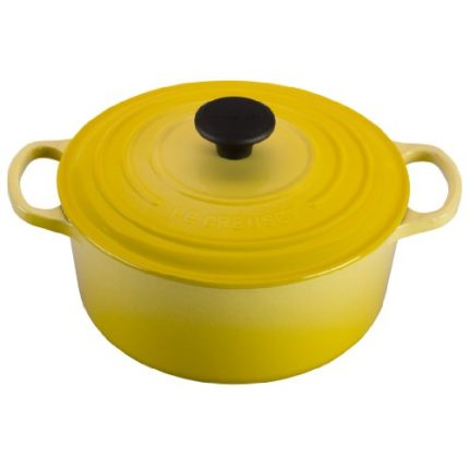Le Creuset Signature Enameled Cast-Iron 4-1/2-Quar...