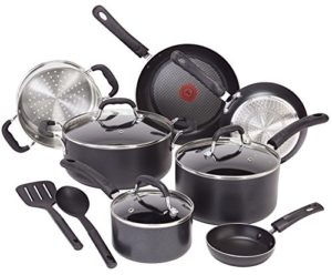 T-fal C515SC Professional Total Nonstick Thermo-Sp…