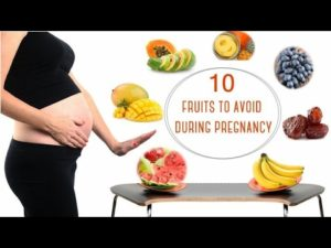 Three Things Your Pregnancy Diet Plan Should Avoid