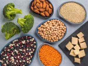 Top 9 Vegetarian Protein Foods