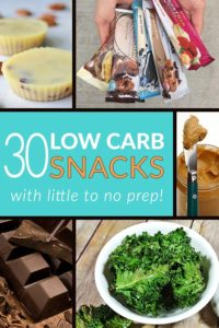 No Carb Snacks For a Diet That Works