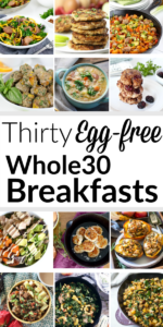 Eggs And Other Healthy Breakfasts