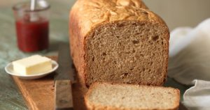 50% Wholewheat Community Bake – Joze's version
