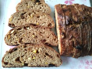 Thai Sweet & Spicy Tomato Corn Sourdough + Taiwane…