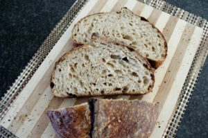 Toasted oat sourdough | The Fresh Loaf
