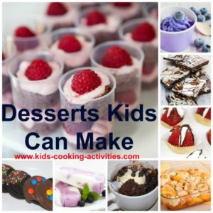 Easy Kids Recipes – Teaching Kids To Bake