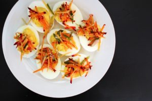 Everyday Recipe With Deviled Eggs