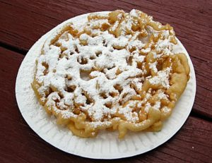 Funnel Cake Recipe – How To Make Funnel Cakes