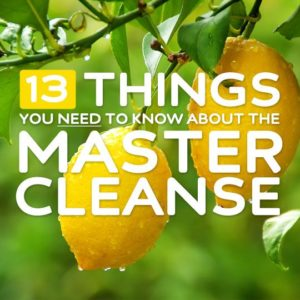 Is Master Cleanse Diet a Miracle Diet?