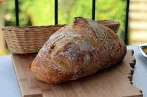 100% organic white flour | The Fresh Loaf