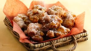 Apple Fritter: The Fruit of My Choice