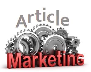 Article Marketing For Fun and Profit