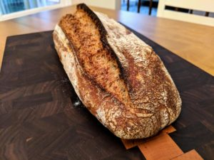 Fresh Milled Spelt Sourdough | The Fresh Loaf