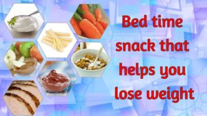 Healthy Late Night Snacks That Help You Sleep