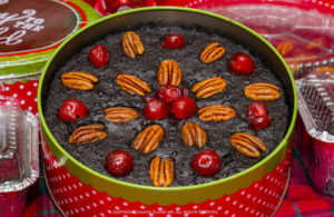 How to Make Belizean Black Fruit Cake