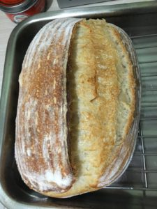 New tests weak flour | The Fresh Loaf