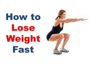 Quick Fat Loss Program
