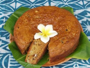 Ripe Breadfruit Cake Or Patty Cake