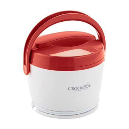 Crock-Pot SCCPLC200-R 20-Ounce Lunch Crock Food Wa...