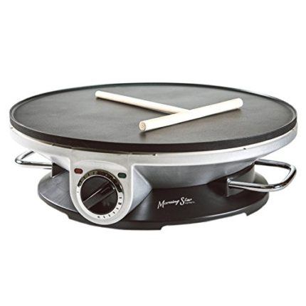 Morning Star - Crepe Maker Pro - 13 Inch Crepe Mak...
