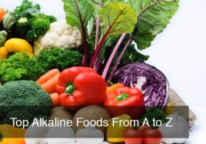 Complete Alkaline Food List & Rankings