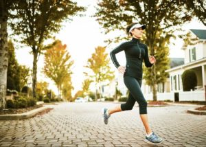 Exercising Your Way to a Healthy Cholesterol Level.