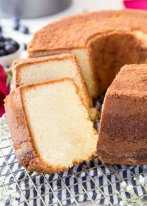 Great Tasting Pound Cake Recipes