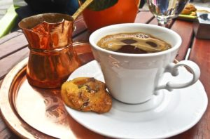 Greek Coffee Plays Its Part In The Healthy Mediterranean…