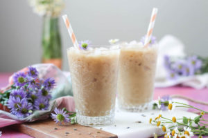 How To Make Lavender Iced Coffee