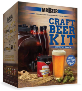 Mr. Beer Premieres New Kit With Glass Fermenter.