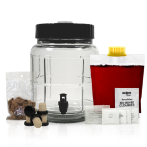 Mr. Beer Unveils Small & Savvy One-Gallon Wine Kit…