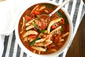 30-Minute Beef Minestrone | Tasty Kitchen A Happy Recipe Community!
