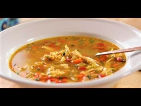 Healthy and Hearty Quick Chicken Soup