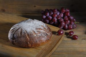 Sweet Potato-Onion Cranberry Bread | The Fresh Loaf