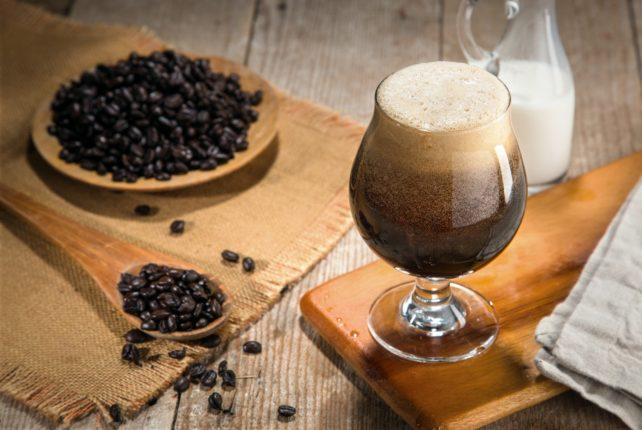 How to Brew Beer with Coffee