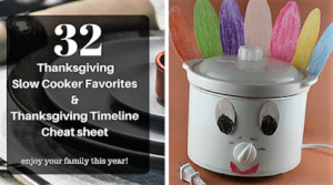 A Slow Cooker Thanksgiving – A Year of Slow Cooking