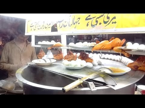 Chicken Soup Recipe   Egg Soup   Hot Chicken Soup at Street food of Hyderab...