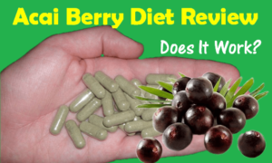Acai Berry Diet For Easy Weight Loss