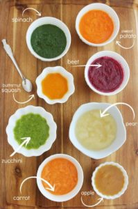 Easiest To Prepare Healthy Baby Food Recipes