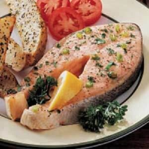 How to Cook Salmon Steaks
