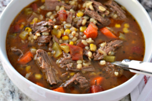 Beef and Barley Soup | Tasty Kitchen: A Happy Recipe Community!