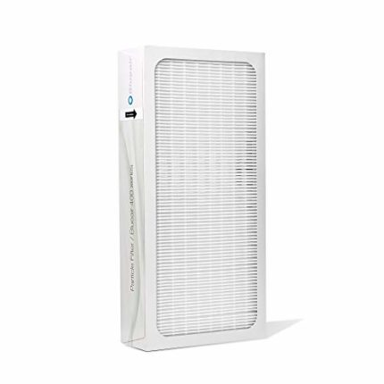 Blueair Classic Replacement Filter, 400 Series Genuine Particle Filter...