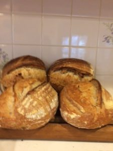 Took me four years to get grigne on all 4 loaves