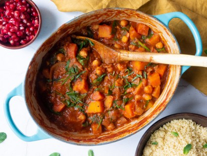 Moroccan Vegetable Tagine | Tasty Kitchen: A Happy Recipe Community!