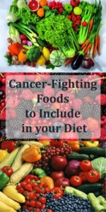 4 SuperCharged Cancer Fighting Foods